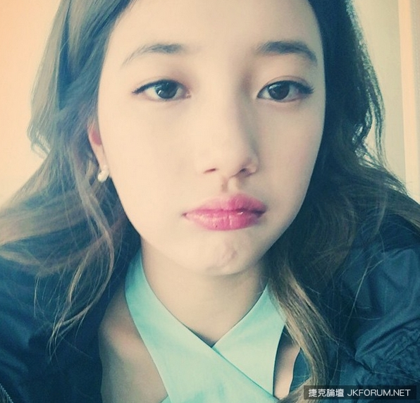 「MISS A」最萌團員♥Suzy 裴秀智♥胸門大開乳出驚人