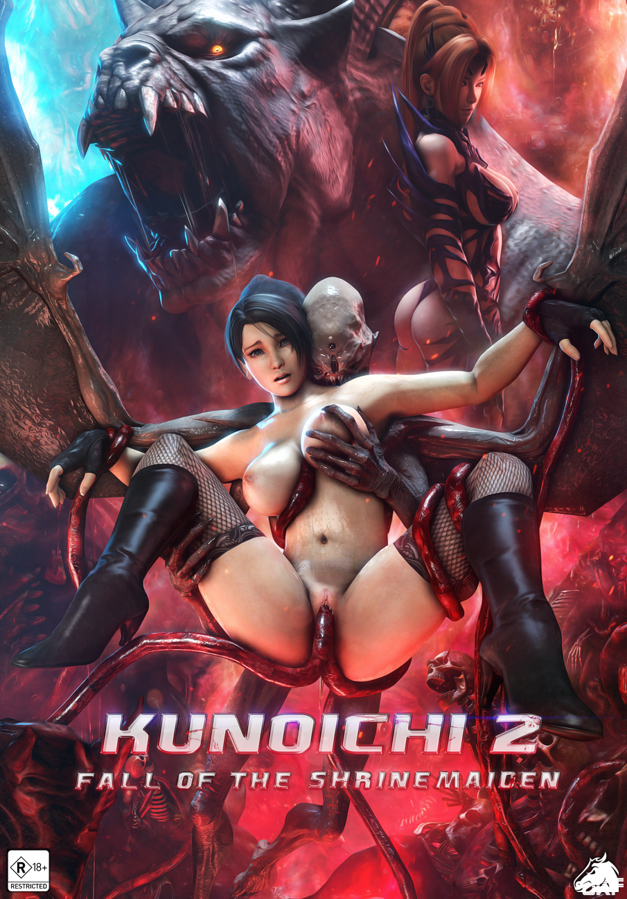 Kunoichi 2 Fall of the Shrinemaiden.png