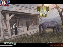�^��m��  The Big Big West 1  (60P)