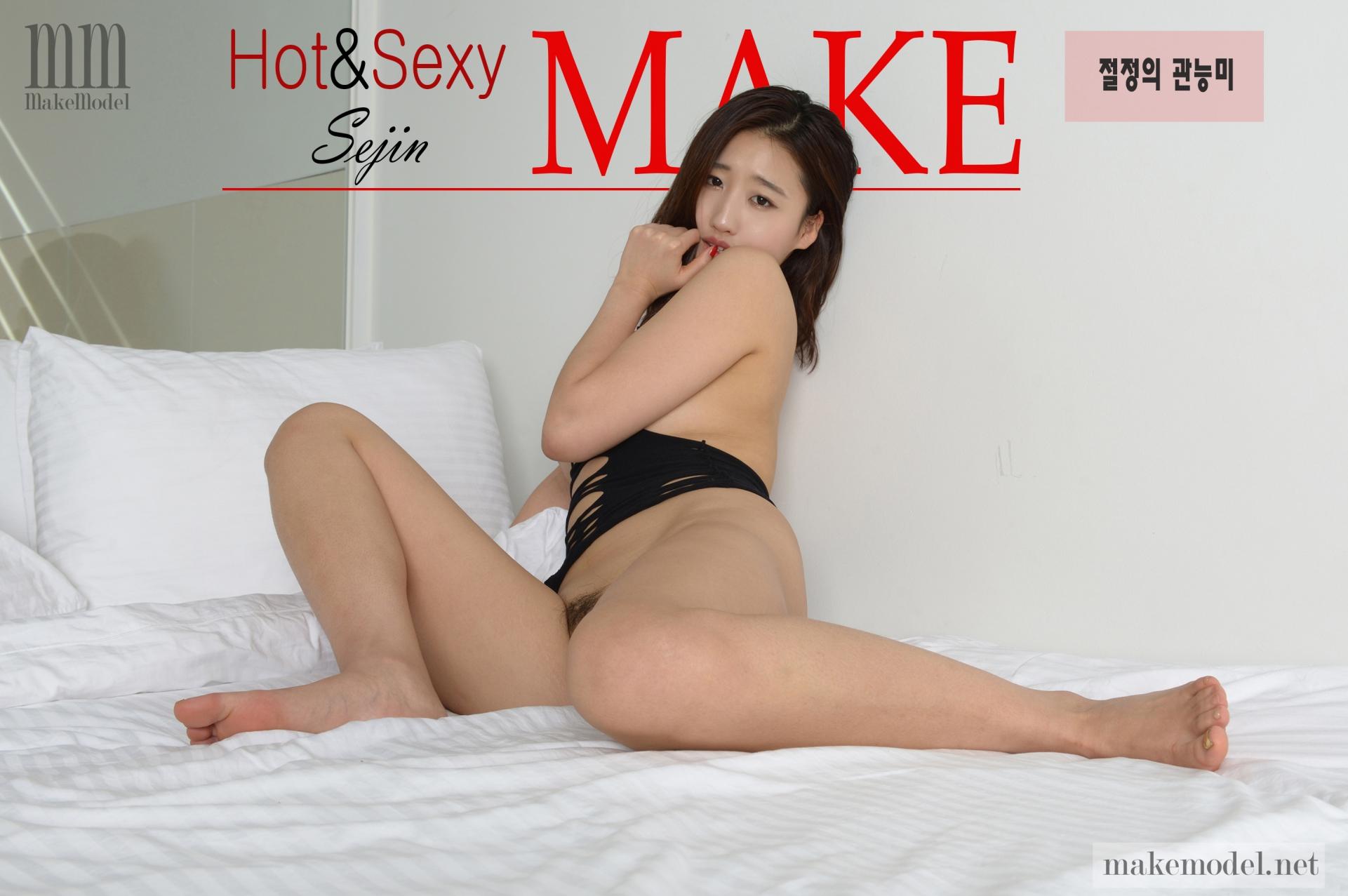 makemodel-SEJIN.절정의 관능미(61P) - 貼圖 - 清涼寫真 -