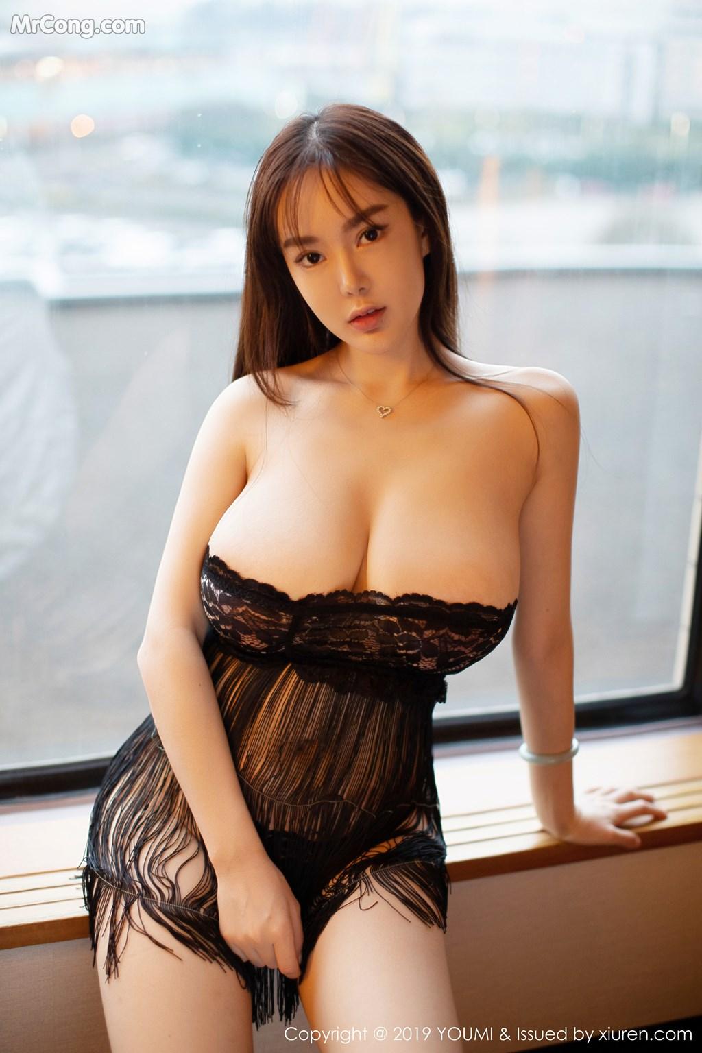 YouMi Vol.311: 易陽Silvia - 貼圖 - 清涼寫真 -