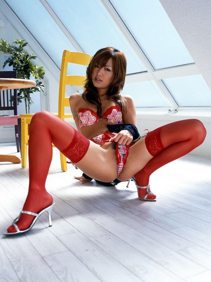 美女絲襪風情(12) - 貼圖 - 絲襪美腿 -