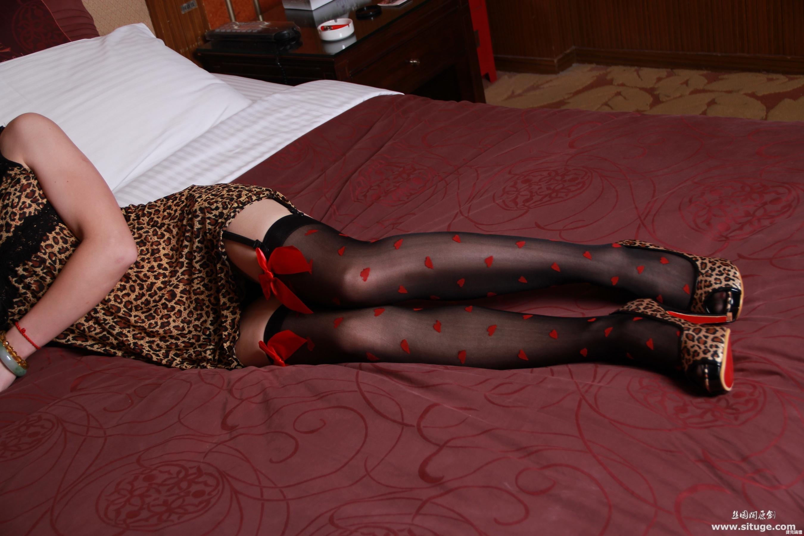 [絲圖閣]STG No.006 Abby [59P] - 貼圖 - 絲襪美腿 -