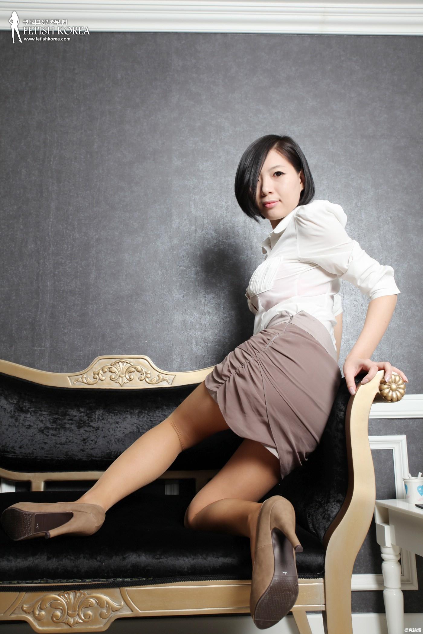 韓國的女秘書也超有料[38P] - 貼圖 - 絲襪美腿 -