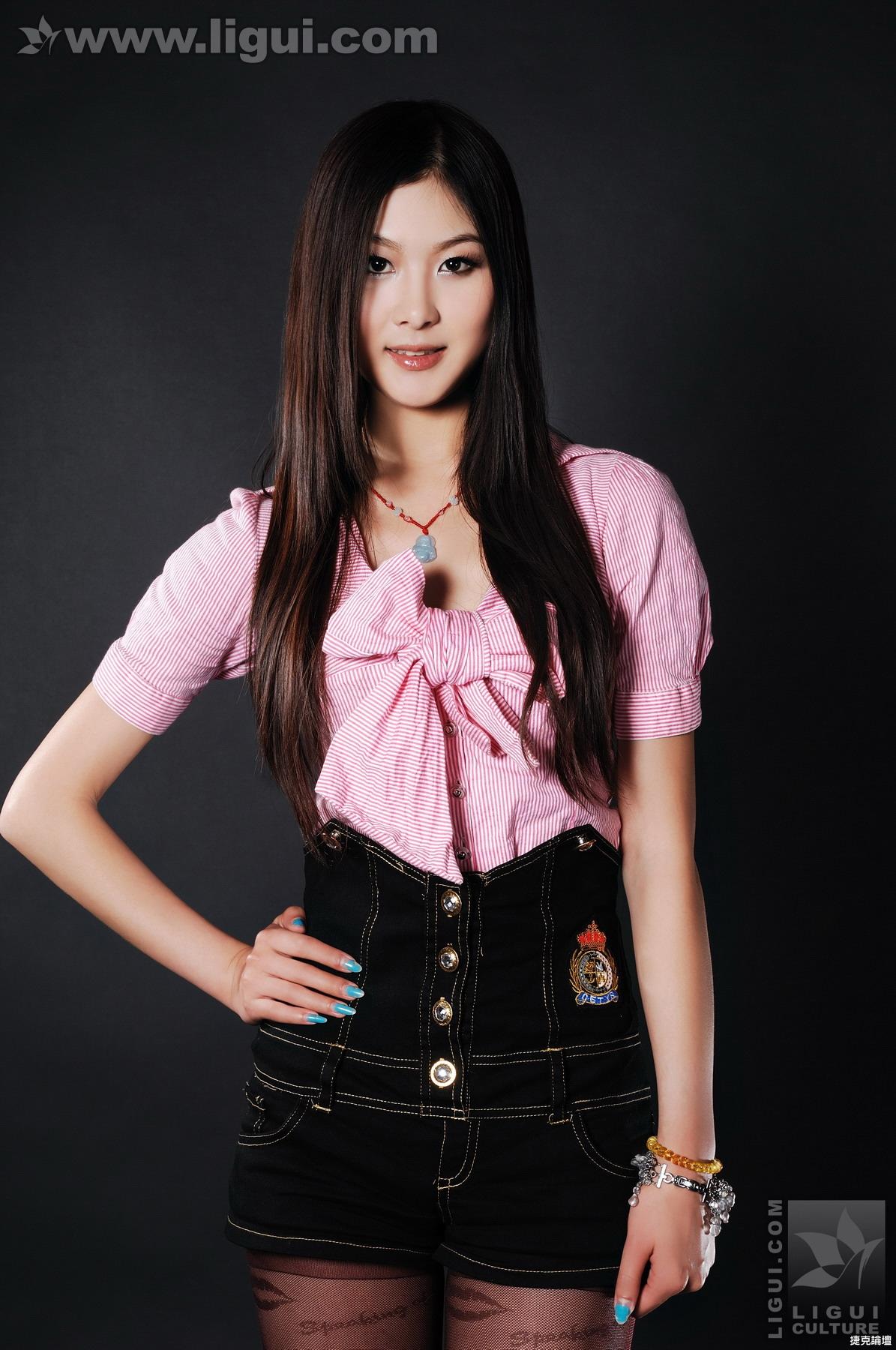 Ligui - 性感迷人的絲襪  孫躍- Sunyue[55P] - 貼圖 - 絲襪美腿 -