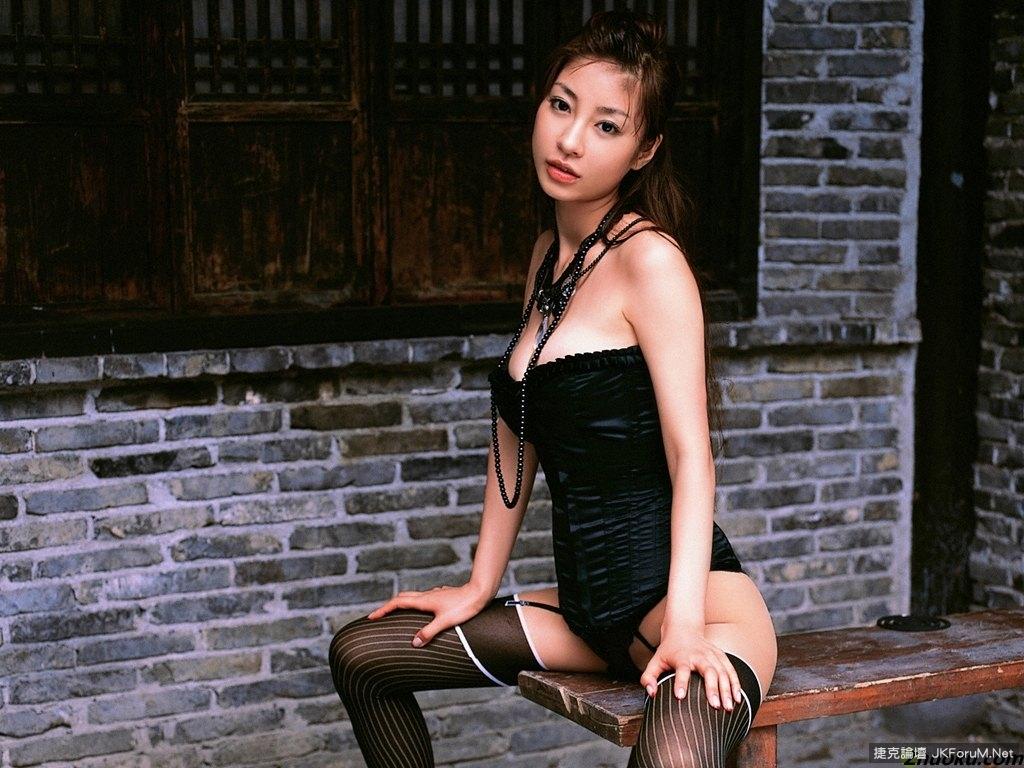 [網路收集] 俏麗的江南美女  [44P] - 貼圖 - 絲襪美腿 -