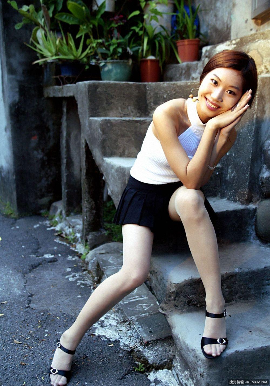 [網路收集] 觀麗腿模外拍 瑤瑤  [50P] - 貼圖 - 絲襪美腿 -