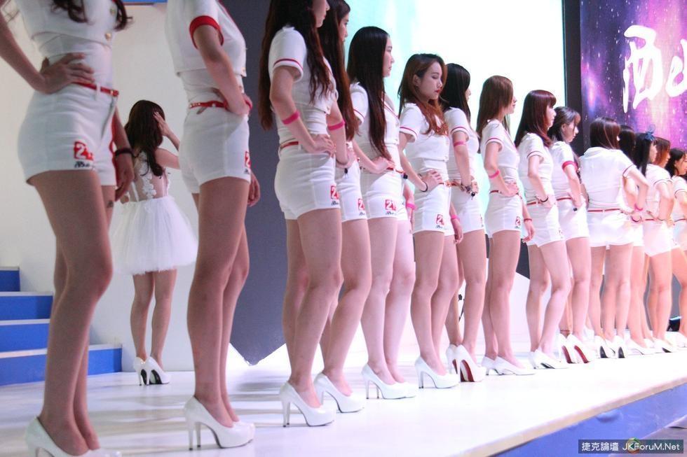【Show girl系列】ChinaJoy 2015數十位美女同台比美豔麗【29P】 - 貼圖 - 絲襪美腿 -