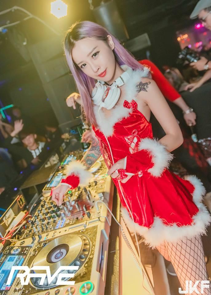 Rave club-2016.12/24(六)【Merry Christmas