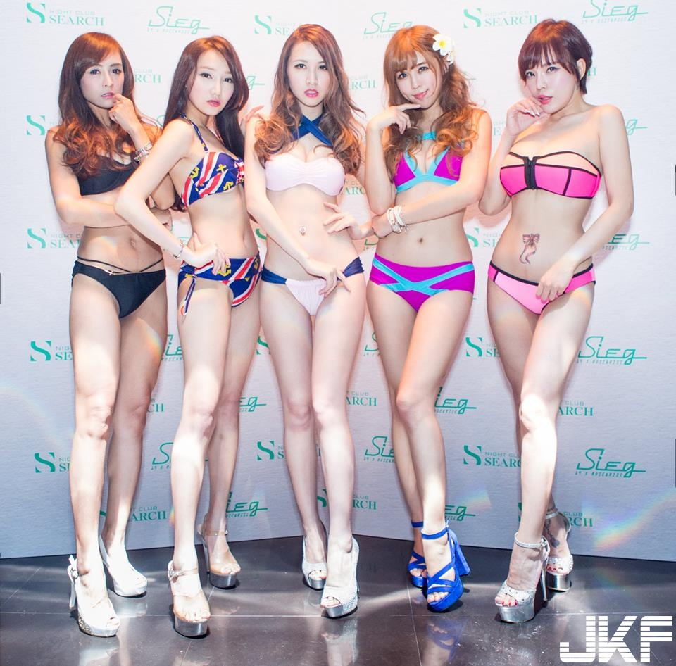 SEARCH NIGHT CLUB-5/21(週六)FASHION HAIR BIKINI SHOW 比基尼派對 - 夜店辣妹 -