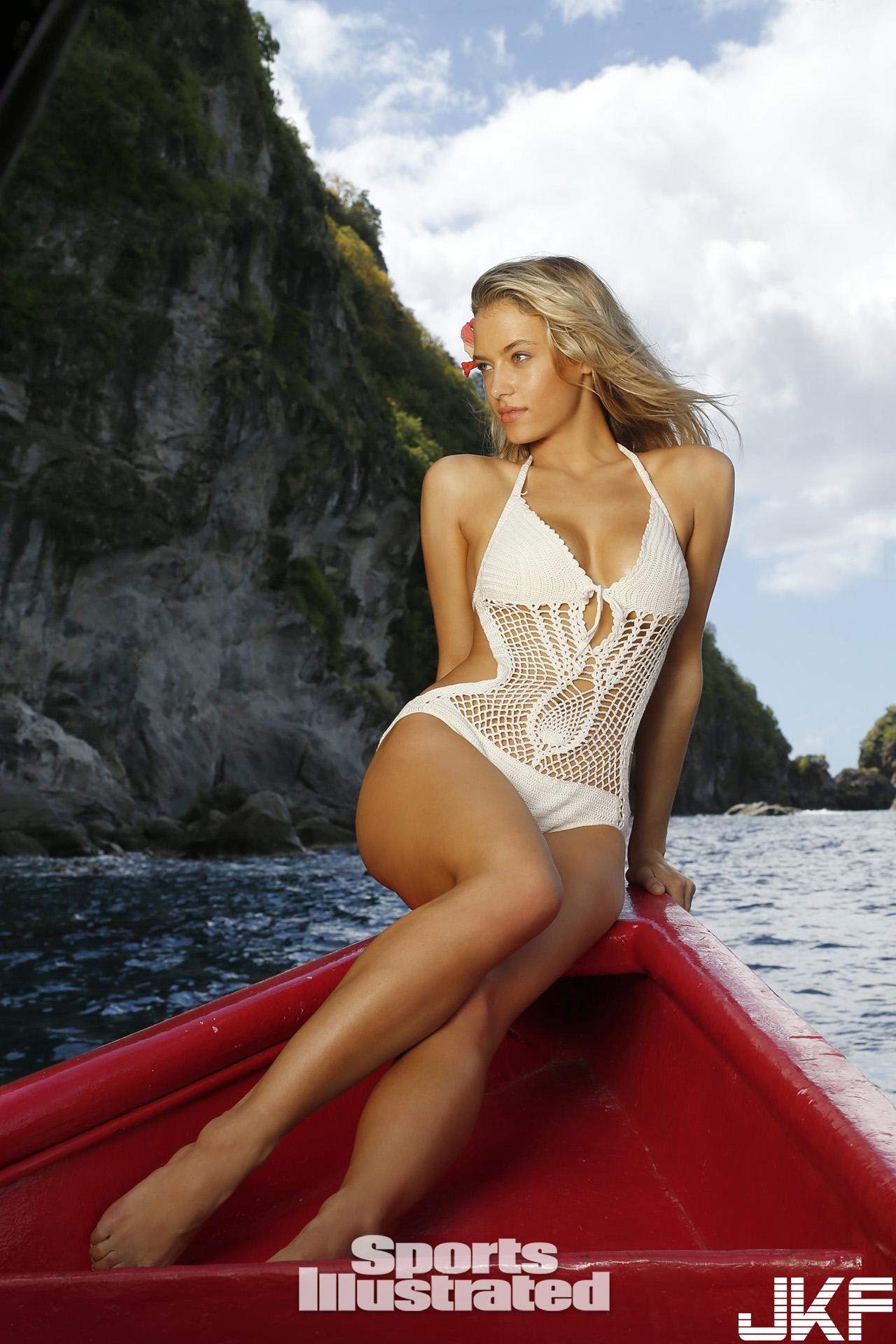 Hannah  Ferguson 美國模特兒 178cm - 歐美美女 -