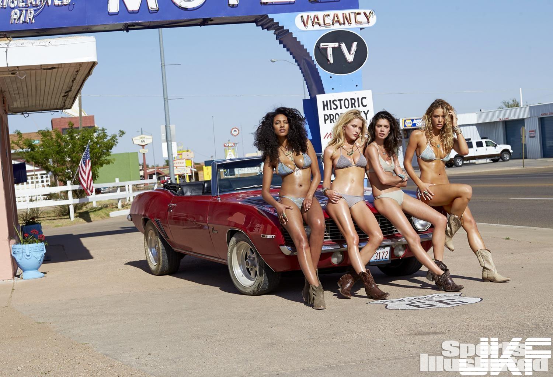 Hannah Ferguson  美國時裝模特兒 178cm - 歐美美女 -