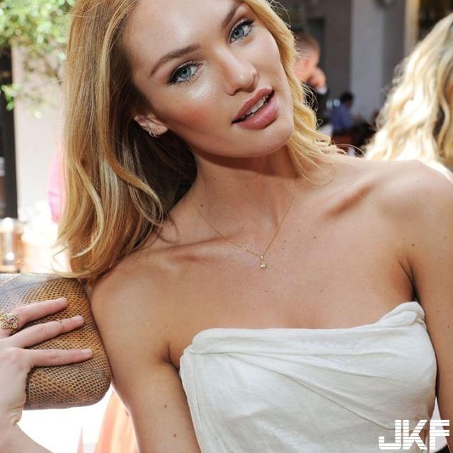 超高顏質美女 Candice Swanepoel 火辣身材 配超高顏質 令人臉紅心跳 - 歐美美女 -