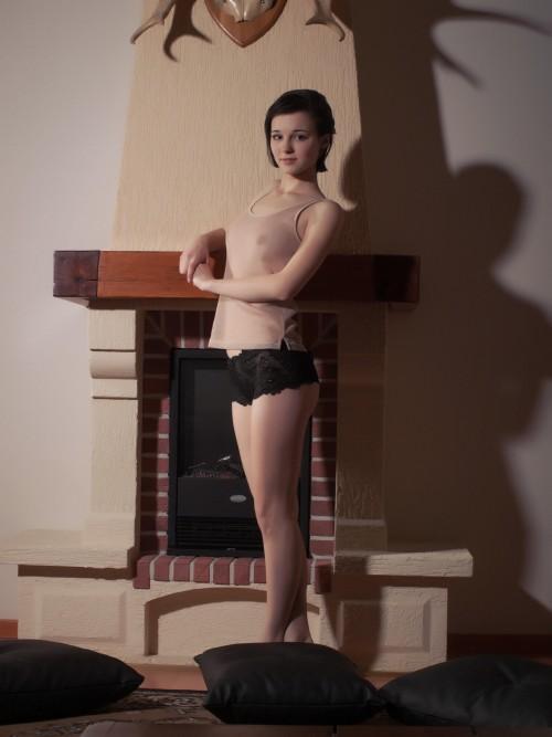 Melanie W – A Soft Heat - 貼圖 - 歐美寫真 -