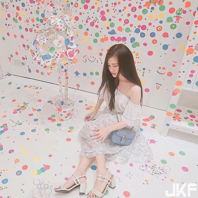 天使般的女孩 藜軒Stephanie Shen 超高顏質 這一定是上帝的傑作..... - 素人正妹 -