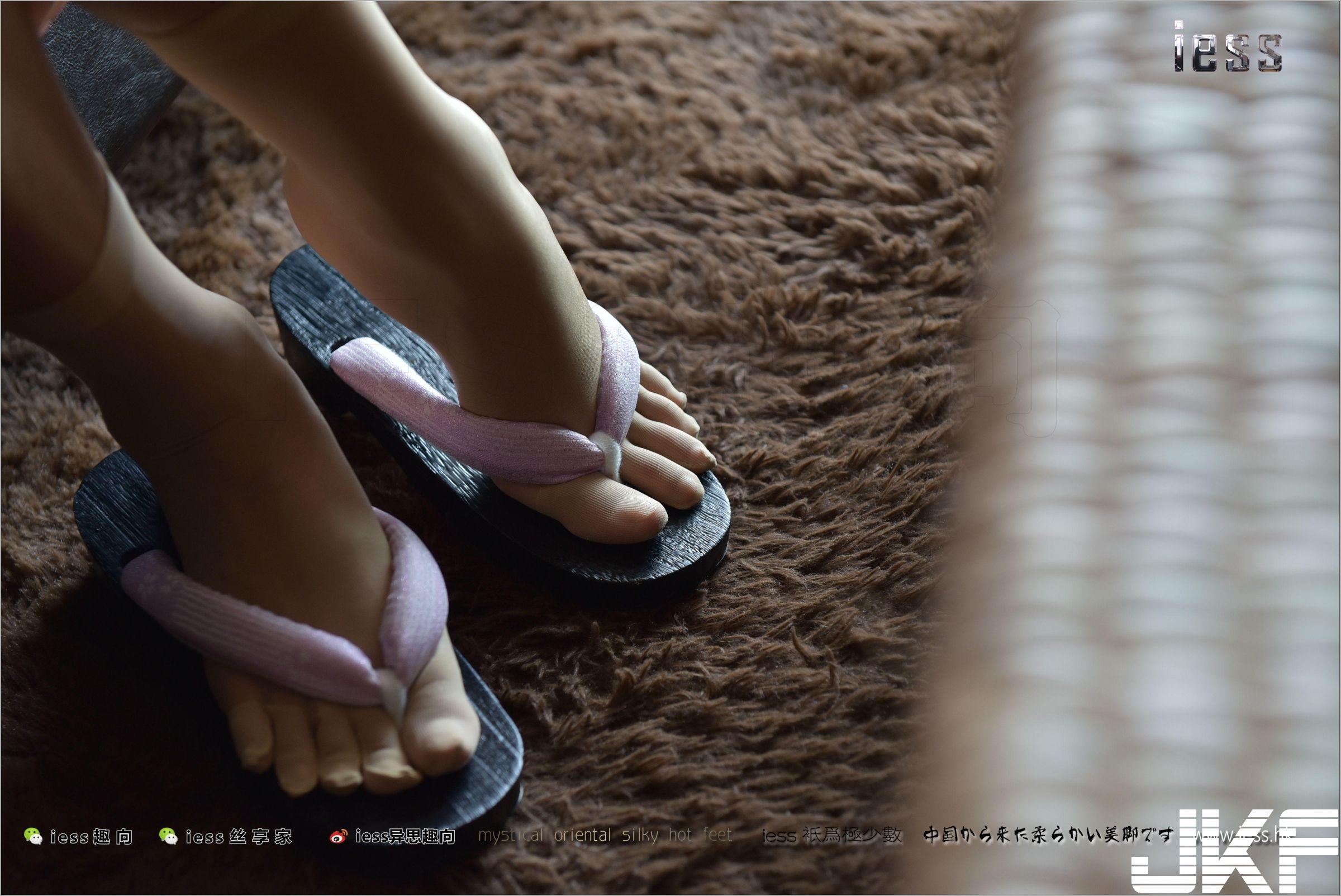 【IESS異思趣向系列】22017.08.26 絲足便當144:《令人崩潰的五指襪》【62P】 - 貼圖 - 絲襪美腿 -