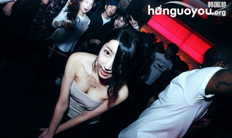韓國夜店妹火辣又敢玩!帶你見識韓國夜店與台灣夜店有什麼不同! 夜店辣妹