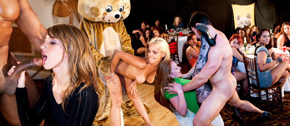 Dancing Bear Sex On Stage