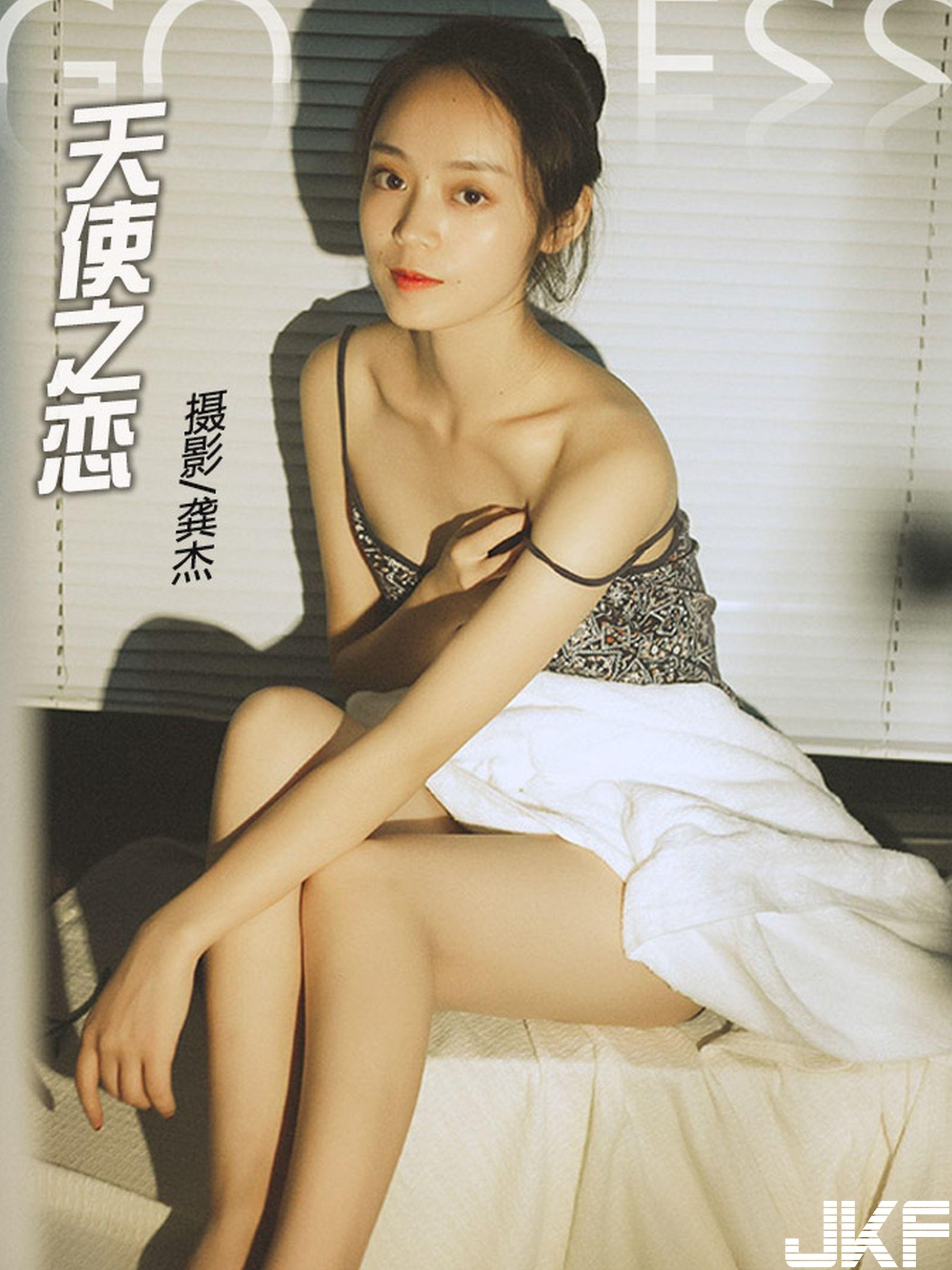 [TouTiao頭條女神] 2018.01.18 天使之戀 [17P] - 貼圖 - 絲襪美腿 -