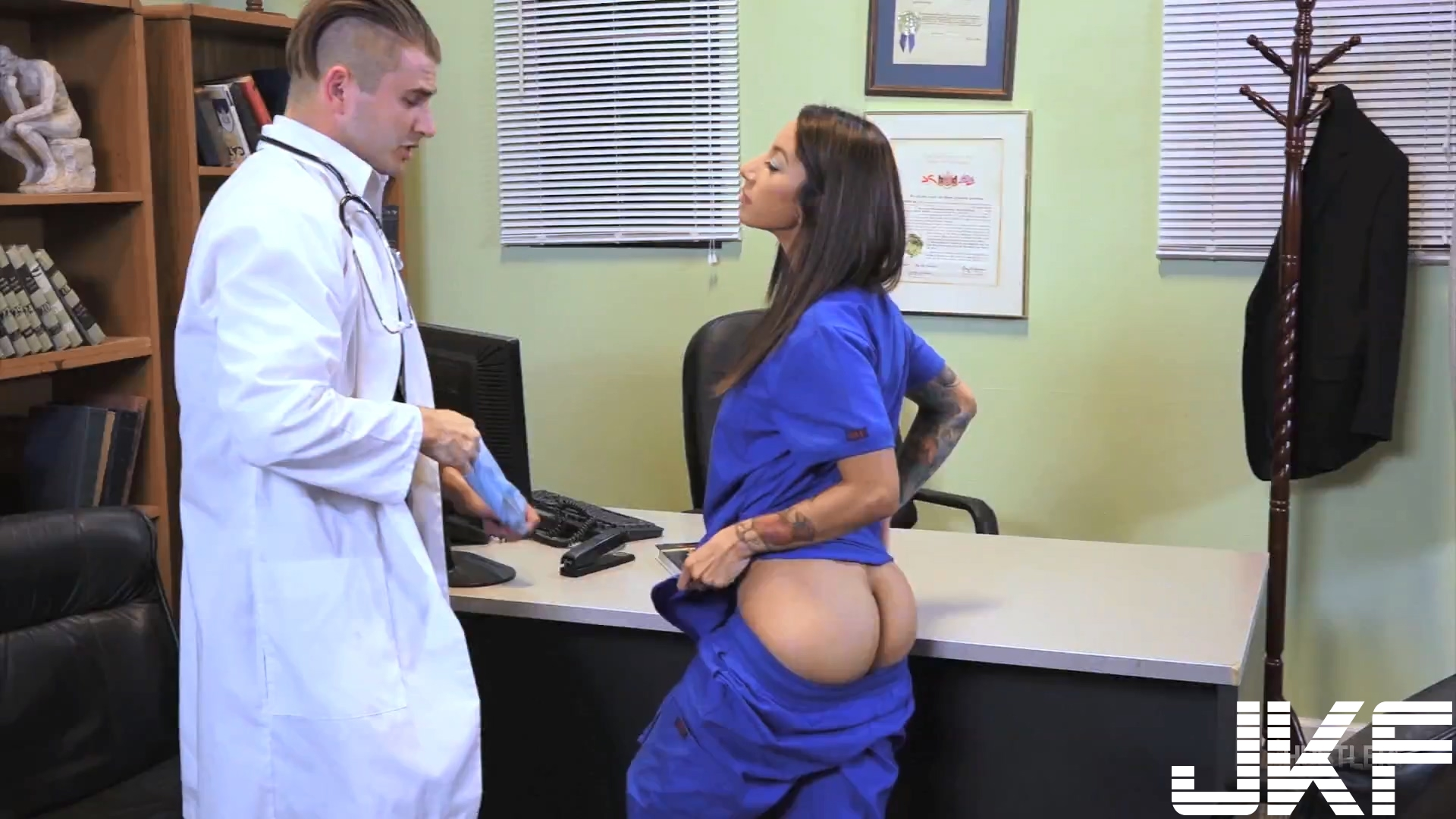 Stassi Sinclair – Anal Nurses