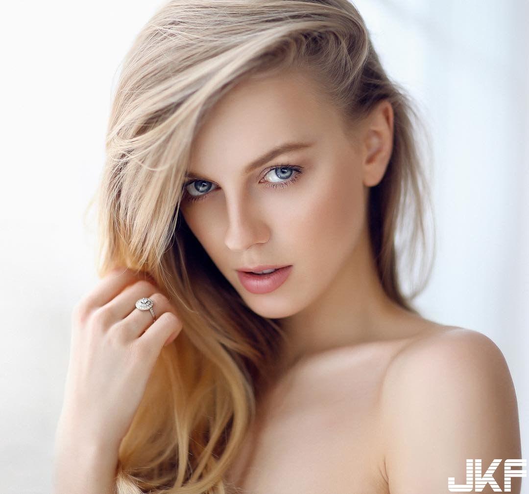 俄羅斯模特兒 Alena Filinkova  176cm - 歐美美女 -