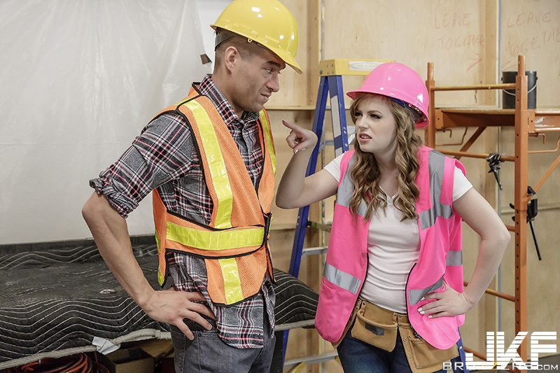[TEEN]BRAZZERS - The Foreman Is A Whore, Man - Dolly Leigh
