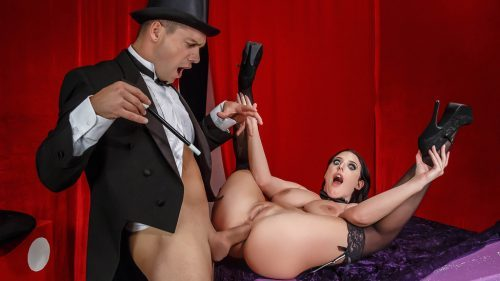 Big Butts Like It Big / Angela White – The Magician's Ass-istant
