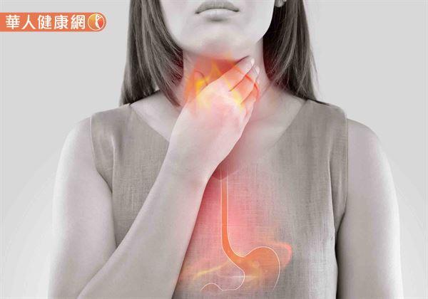 根據統計,目前台灣胃食道逆流盛行率約達20~30%!