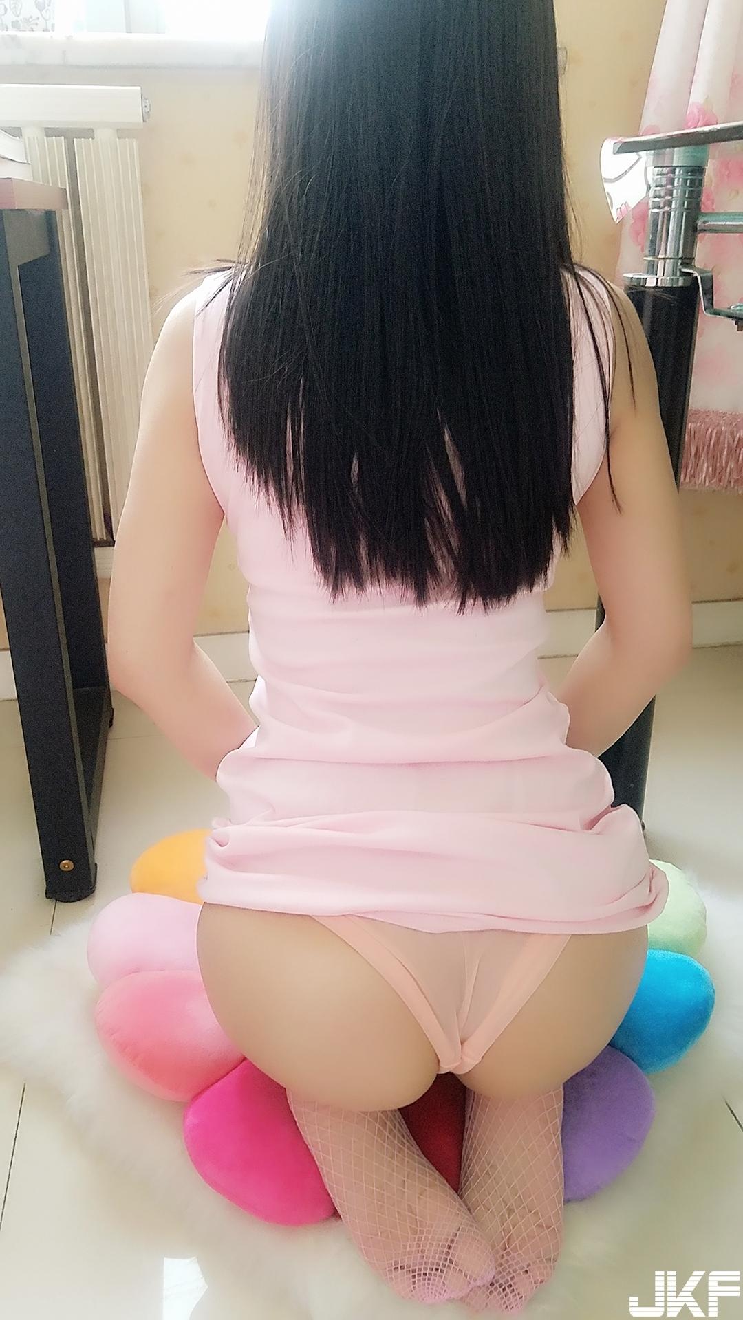 【網路收集系列】橙香靜靜  粉色夜店【22P】 - 貼圖 - 絲襪美腿 -