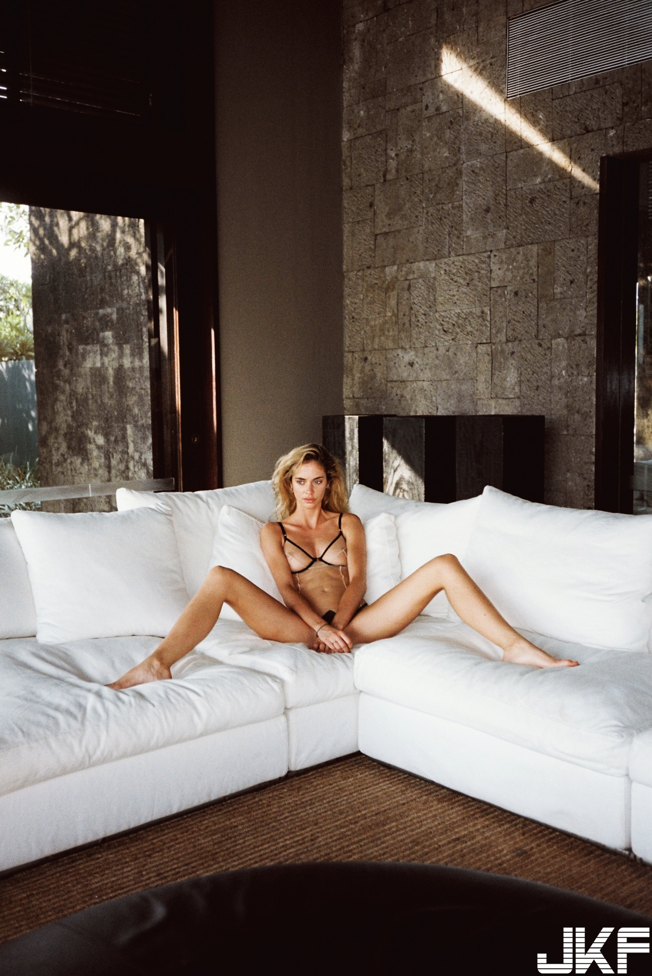 Kelly Spronk 荷蘭模特兒 - 歐美美女 -