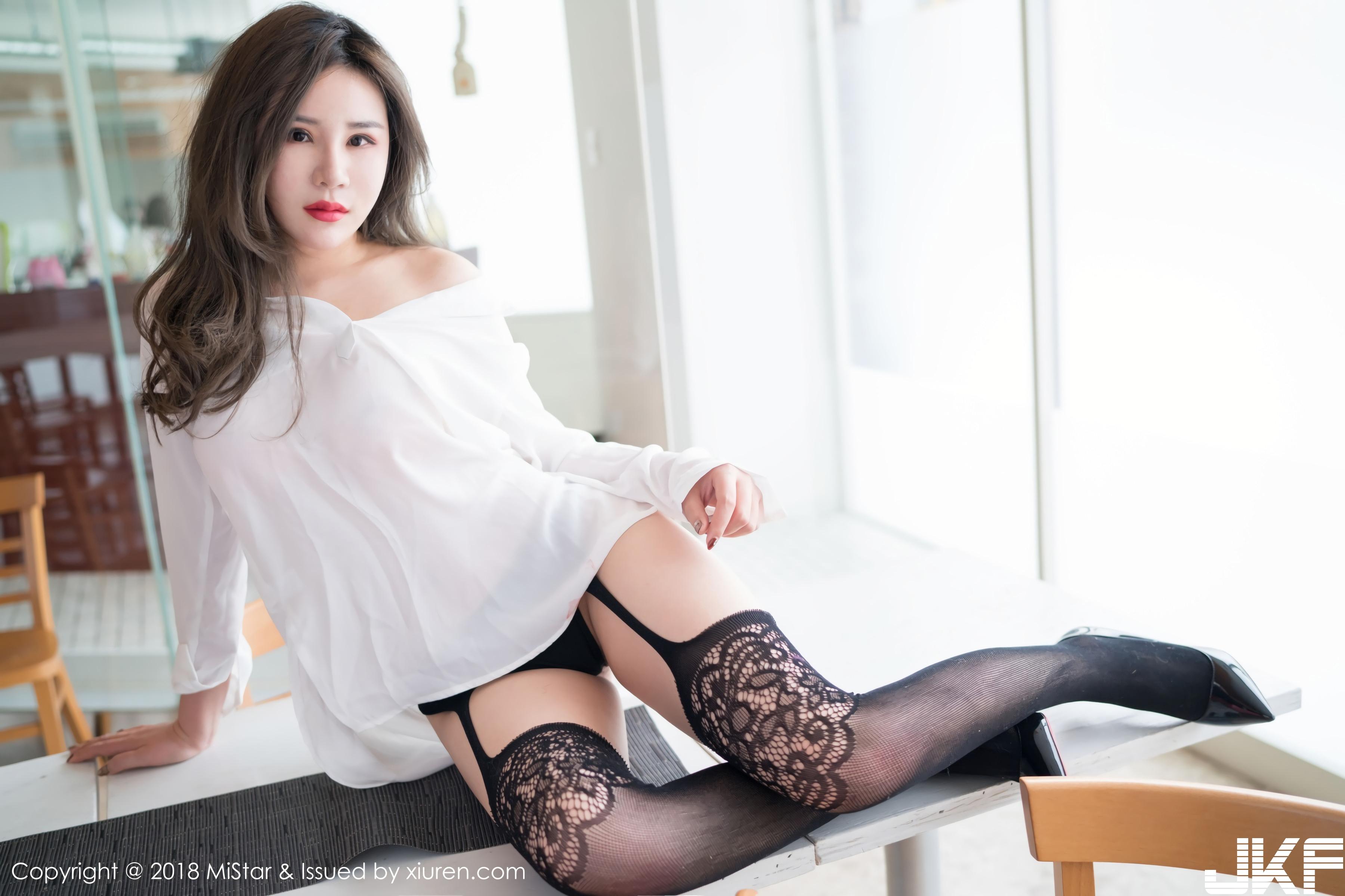 (35P)小奶昔Kyra_魅妍社 2018.06.15 VOL.228 - 貼圖 - 清涼寫真 -