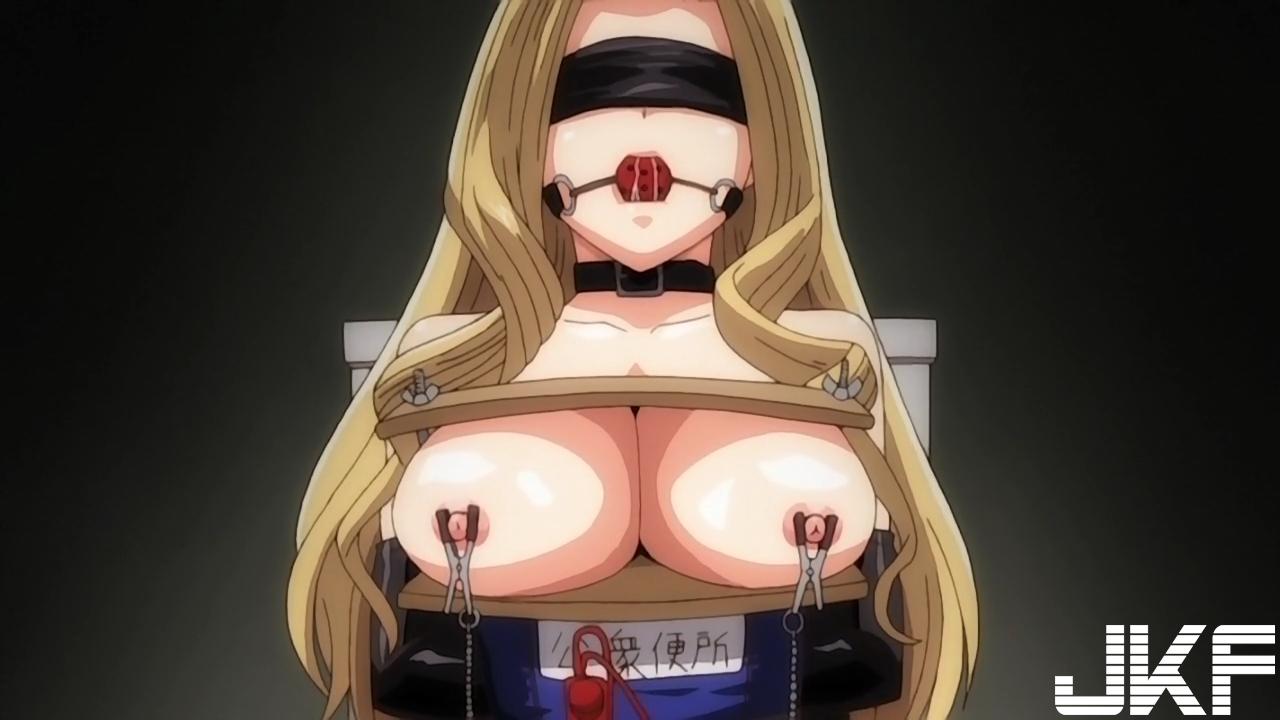 (18禁アニメ) 公開便所 THE ANIMATION Slave.1 『私は411名の男性に犯された』 (DVD 1.jpg