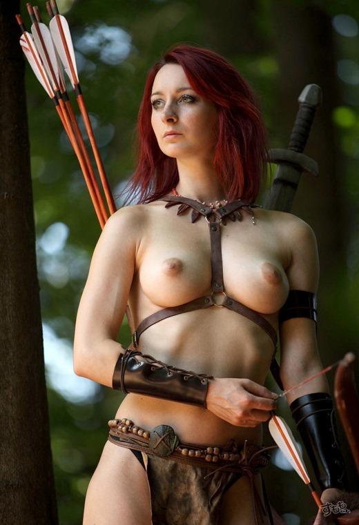 弓士のエロ畫像 弓使いアーチャー - 貼圖 - 歐美寫真 -