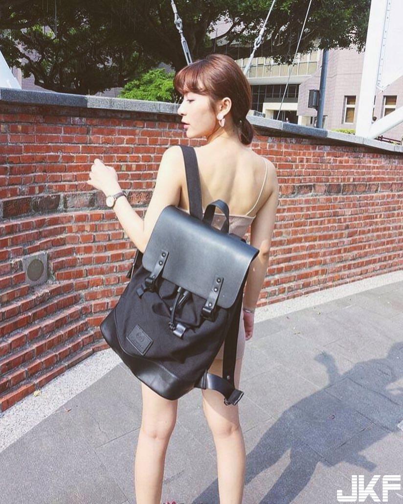 遠航短髮正妹空姐 徐詠琳 陽光美胸讓人看了都想去度假了 - 素人正妹 -