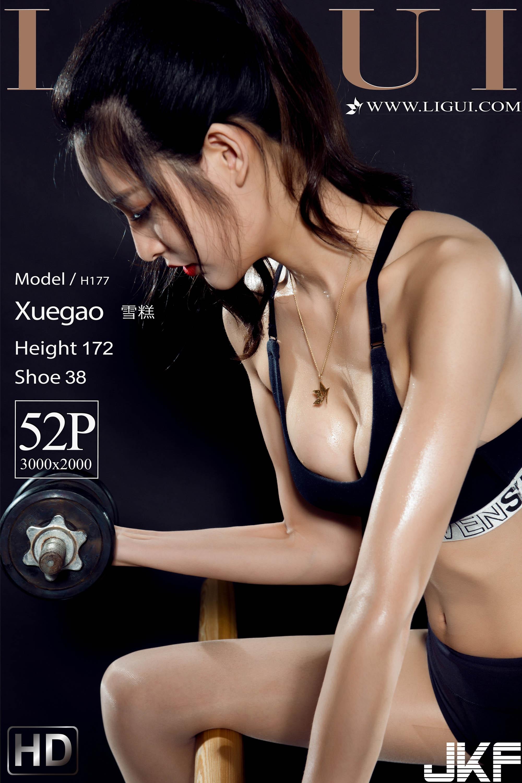 【Ligui麗櫃】2018.09.05 網絡麗人 Model 雪糕【53P】 - 貼圖 - 絲襪美腿 -