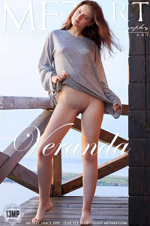 [MetArt](2018.11.24) Sienna – Veranda - 貼圖 - 歐美寫真 -