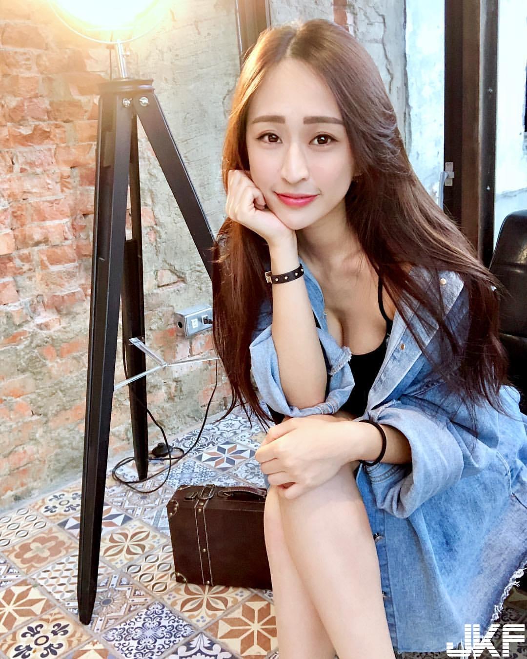 Youtuber 正妹 Weiwei 火紅比基尼襯托出好身材 - 素人正妹 -