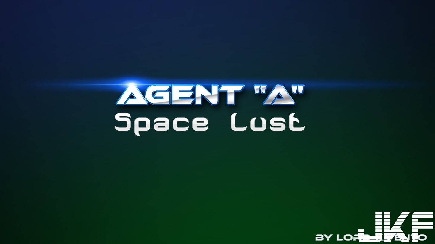 Agent A - Space Lust - 情色卡漫 -