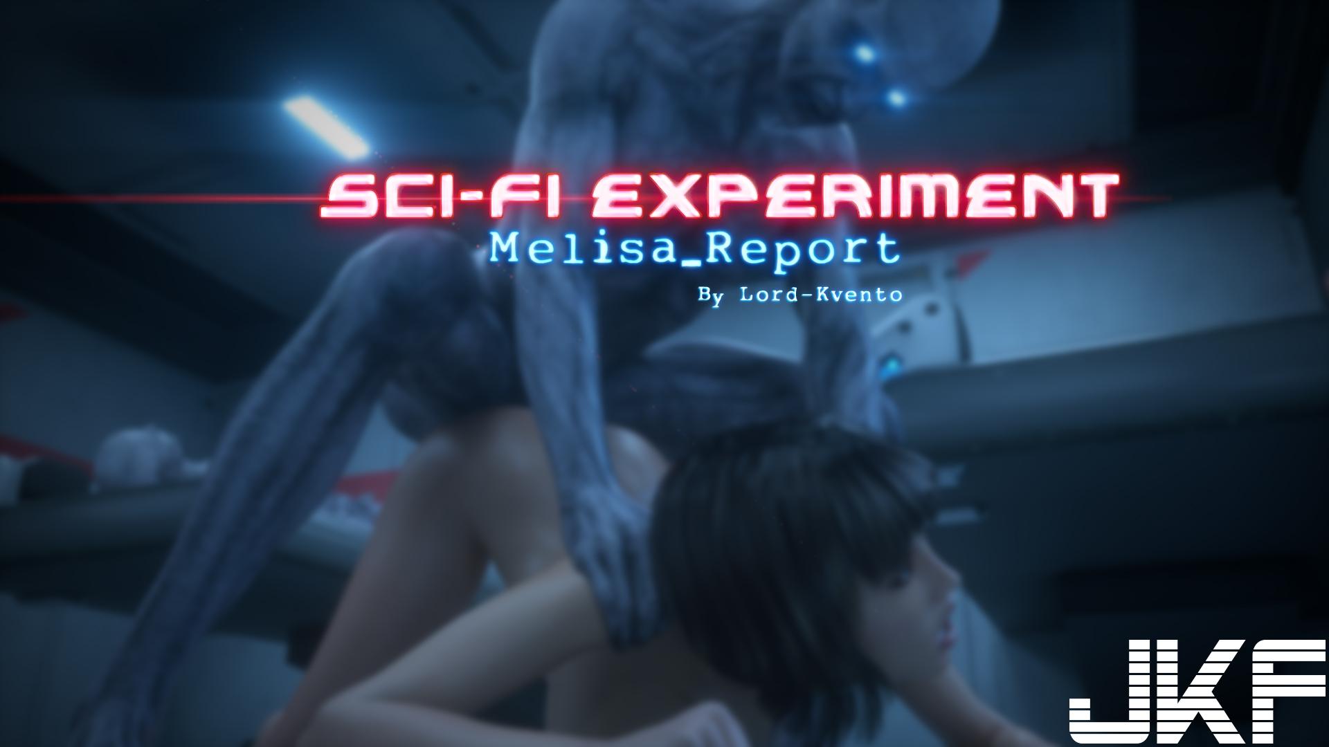Sci-Fi Experiment Melisa Report - 情色卡漫 -