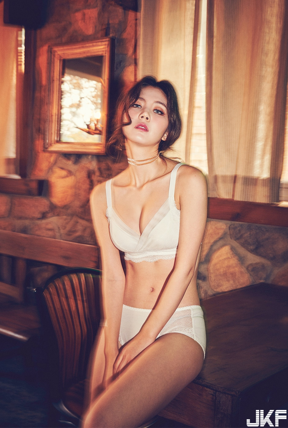 [CHUU] EVE PUSH UP CROCHET BRA + PANTIE SET [WHITE] 005.jpg