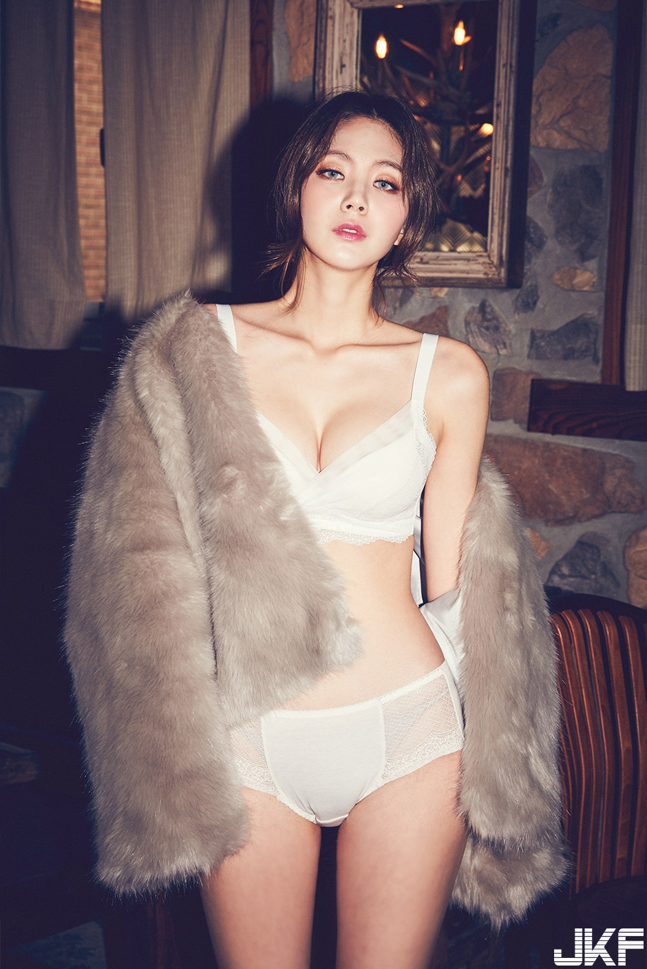 [CHUU] EVE PUSH UP CROCHET BRA + PANTIE SET [WHITE] 020.jpg
