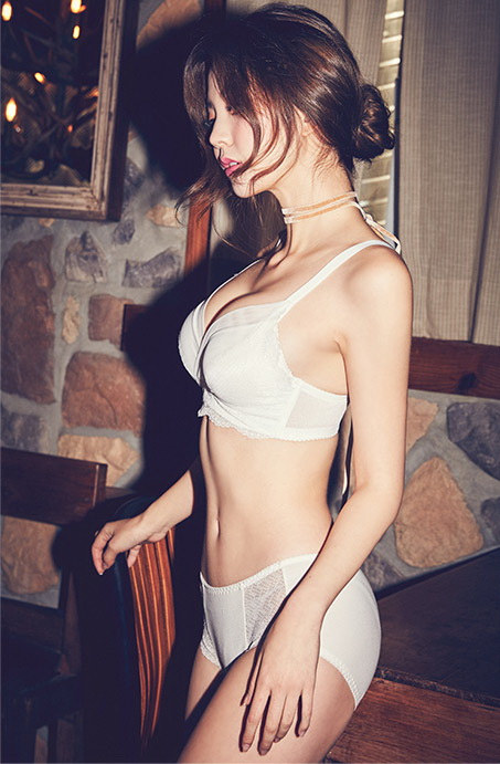 [CHUU] EVE PUSH UP CROCHET BRA + PANTIE SET [WHITE] 0141.jpg