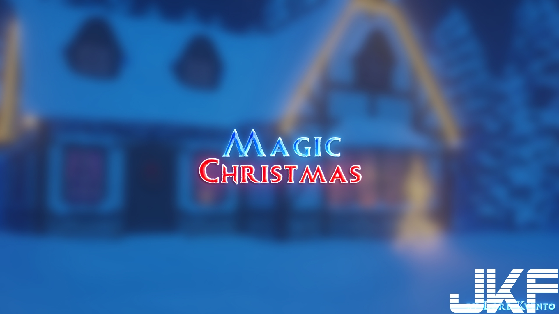 Magic Christmas - 情色卡漫 -
