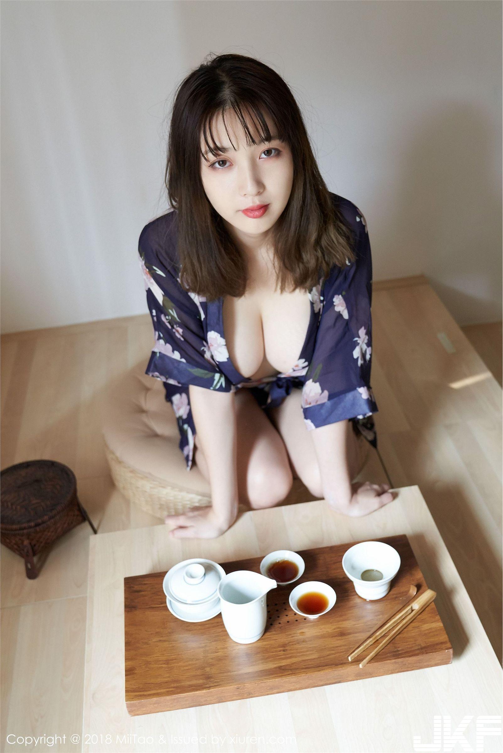 MiiTao美女] 2018.12.12 Vol.121 美绪