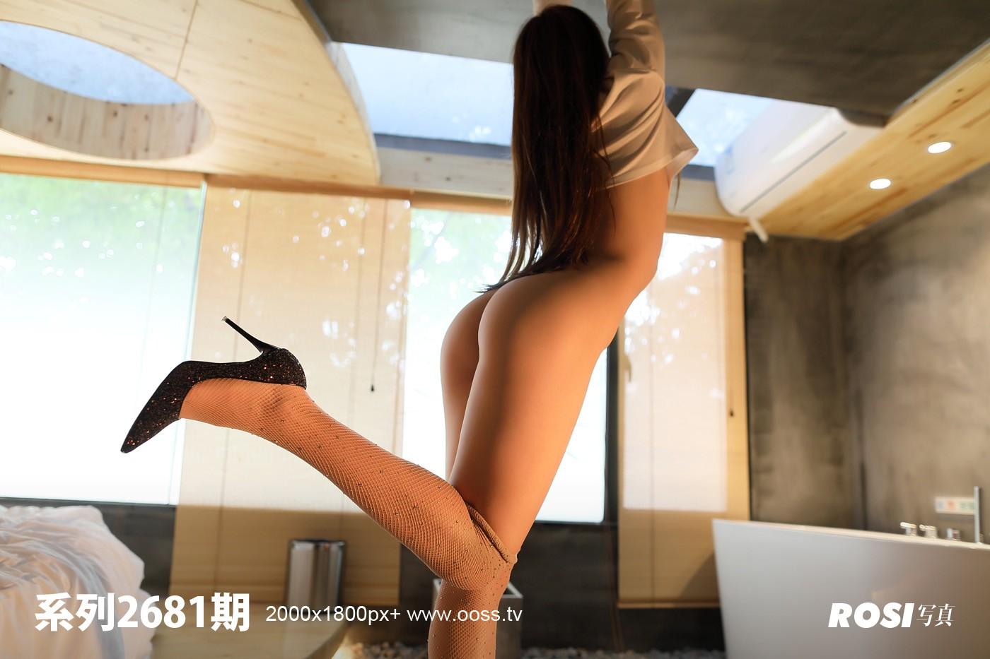 [ROSI寫真]2019.04.10 NO.2681 [66P] - 貼圖 - 絲襪美腿 -
