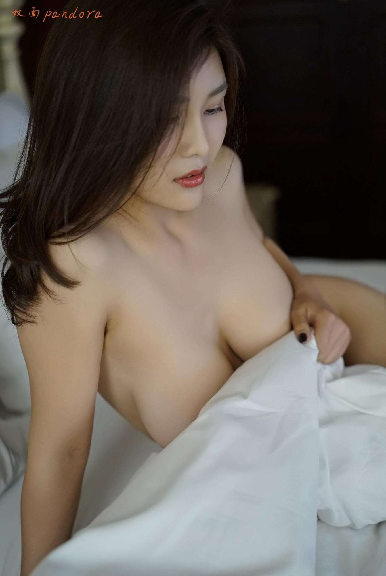 福利姬-闫盼盼《 極致誘惑完整版 》無聖光大尺度 福利帖【45P】