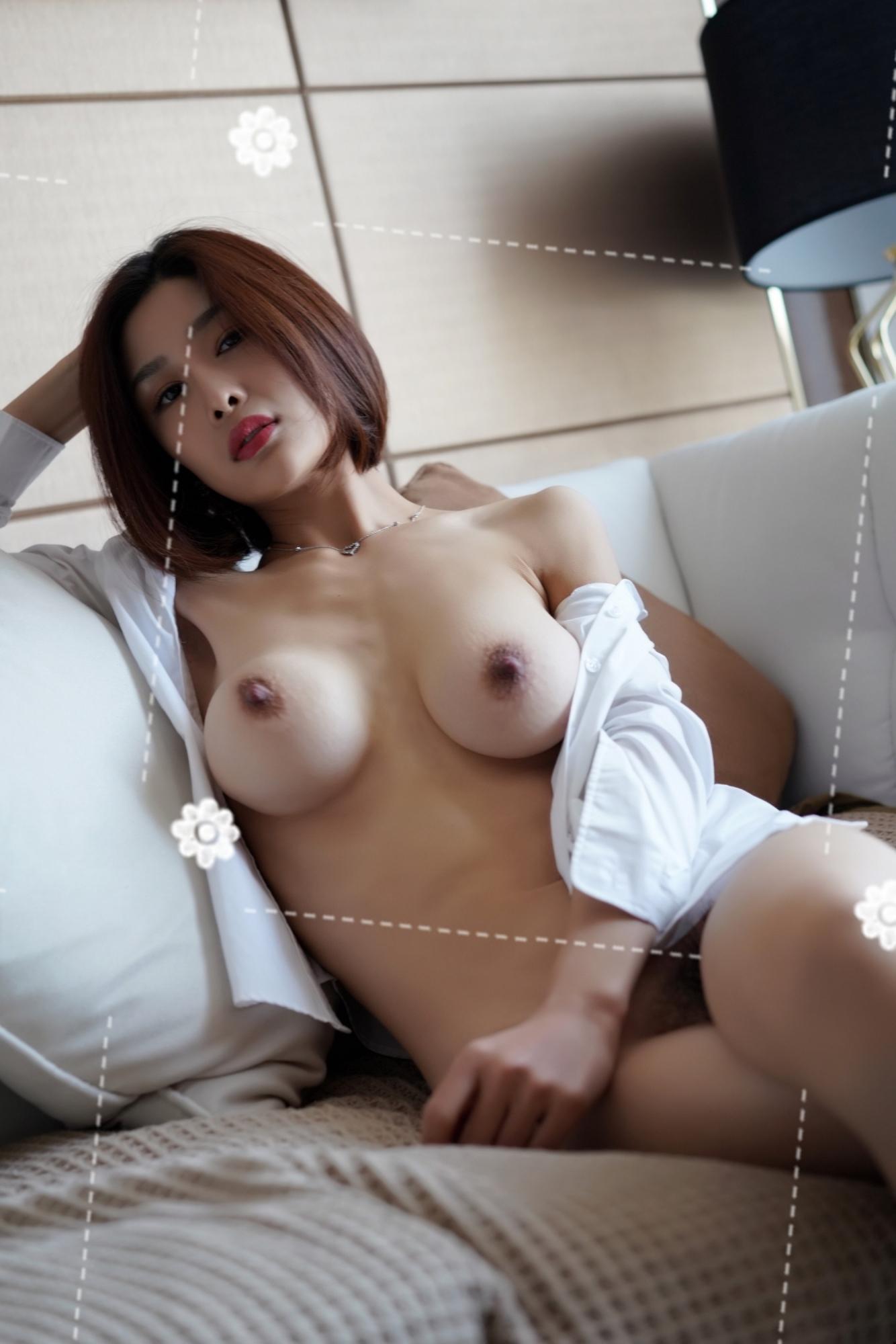 福利姬-闫盼盼《 襯衫誘惑完整版 》大尺度 福利帖【63P】