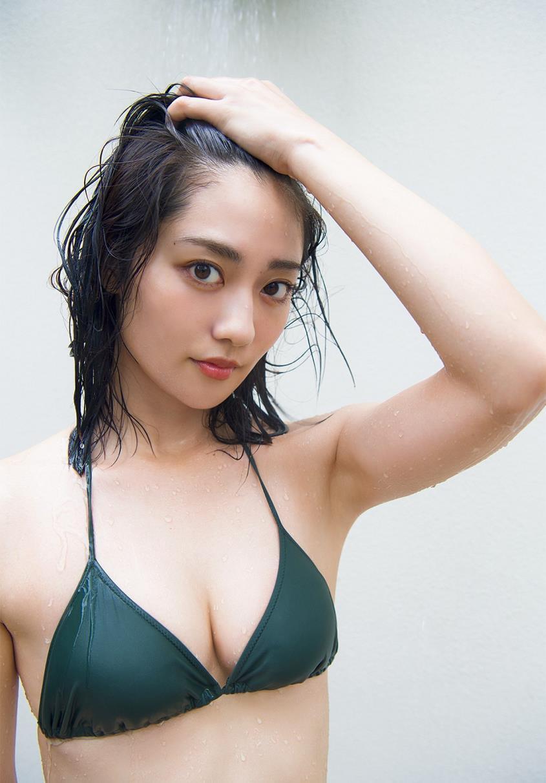 奧山かずさ  特攝劇女主角拍攝清涼寫真  性感大解放 - 貼圖 - 清涼寫真 -