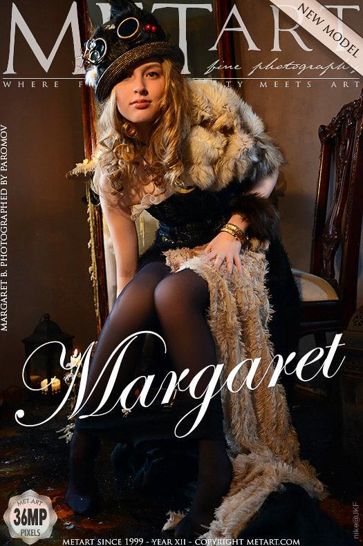 MetArt  Margaret B - Presenting Margaret - 貼圖 - 歐美寫真 -