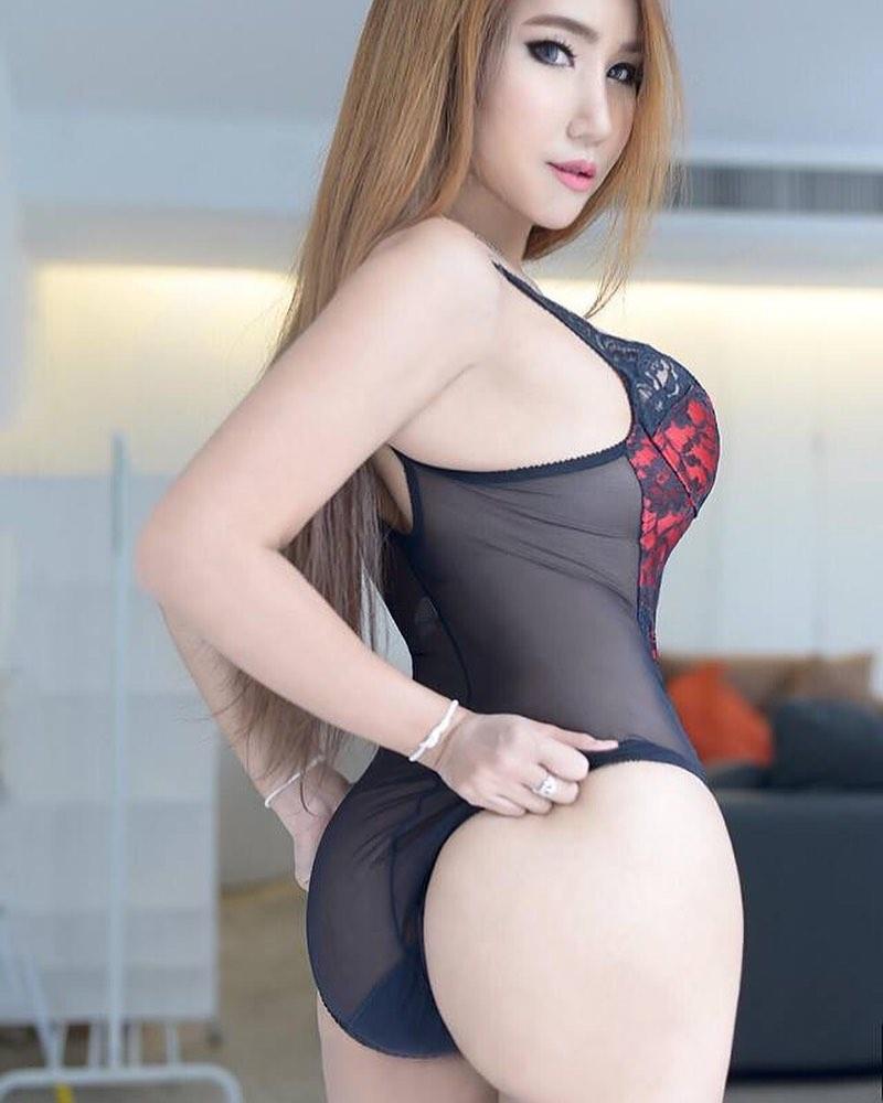 泰國妹自然胸型 極品美胸誘惑太犯規 - 亞洲美女 -
